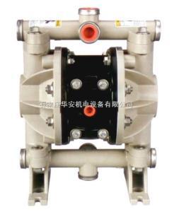 美国英格索兰气动隔膜泵