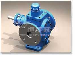 YCB-G 型保溫齒輪泵
