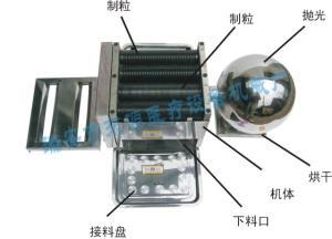 WZM-18B型多功能中药制丸机