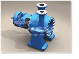 AY 型單兩級離心泵
