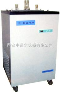 10L西安低溫冷阱.低溫冷阱型號 昆明低溫冷阱報價 深圳層析冷柜 雪花制冰機 旋轉蒸發器