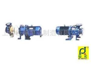 巨神泵业CQB-F型氟塑料磁力驱动泵