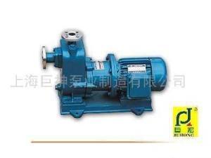 巨神泵业ZCQ型自吸式磁力驱动泵