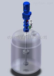 ZX型ZX型自吸式搅拌机