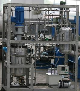 催化加氢模试装置