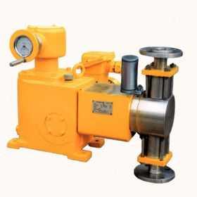 JM-Z型液壓隔膜計量泵