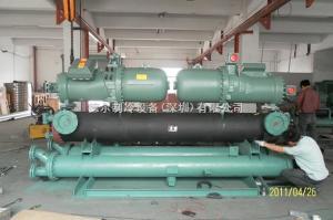 ILGZ-15度水冷螺杆式盐水冷冻机