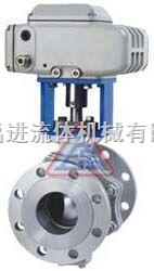 ZAJQ電動調節球閥,智能型電動球閥