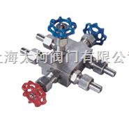 針型閥  不銹鋼針型閥 QFF3三閥組