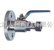 針型閥  不銹鋼針型閥 QG.AY1型球閥