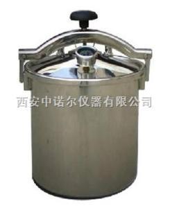 YX-12HM/18HM/24HM压力蒸汽灭菌器型号 手提式压力蒸汽灭菌器 上海灭菌器参数 净化工作台