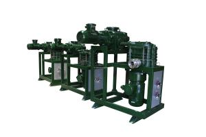 无油罗茨泵机组系列参数