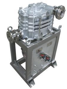 通用爪泵系列配置
