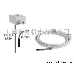 LF20、T7415A霍尼韋爾, LF20 T7415A風管溫度傳感器 ,風管溫度, HONEYWELL, 暖通自控