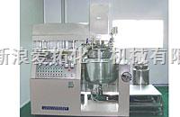 SME-D真空均質乳化機