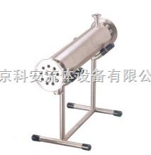 雙管板換熱器