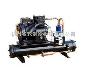 冷庫制冷機組|壓縮冷凝機組|杭州谷輪水冷機組