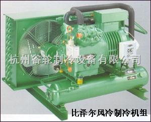 風冷式半封雙級壓縮冷凝機組(比澤爾bitzer主機)