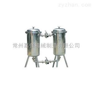 GQ江蘇過濾器/雙聯過濾器/筒式過濾器/提取液過濾器/精密過濾器