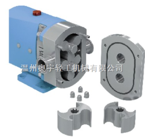 AMZ系列旋轉式凸輪轉子泵