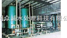 30m3/h30m3/h一級反滲透+混床