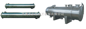 列管式热交换器