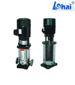 QDL型立式不銹鋼多級泵