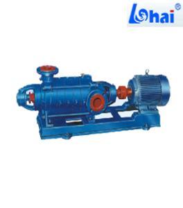 D型单吸多级离心泵
