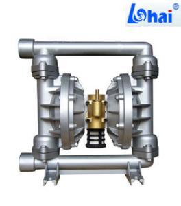 QBY型鋁合金氣動隔膜泵