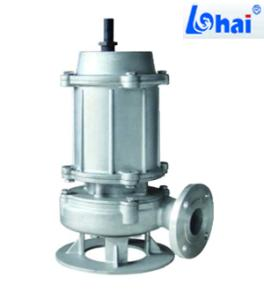WQP型不銹鋼潛水排污泵