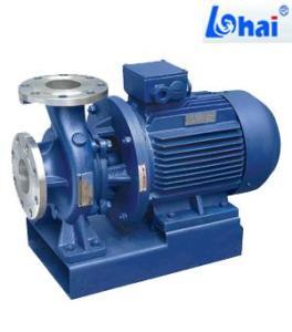 ISWH型臥式不銹鋼管道離心泵