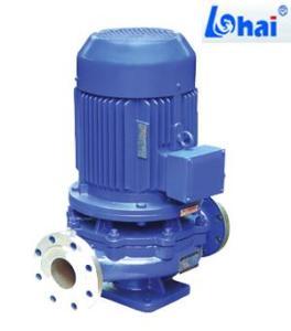 IHG型立式不銹鋼管道離心泵