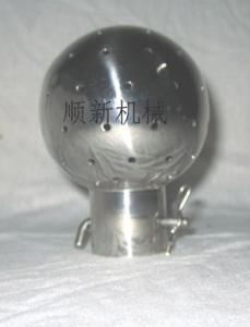 顺新喷淋球卫生级插销式固定喷淋球