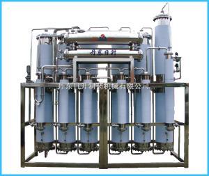 JDLD高效节能型电多效蒸馏水机