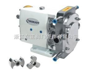 轉子泵(凸輪泵)