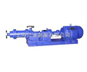 I-1BI-1B型濃漿泵