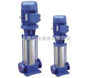 GDL型立式管道多級離心泵