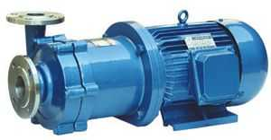 CQ高溫磁力泵