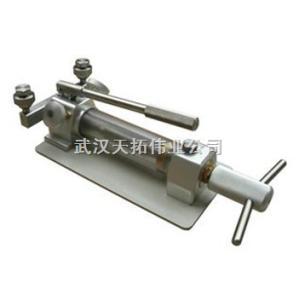 便攜式液壓源 便攜液壓泵 便攜式手動壓力泵 便攜壓力源
