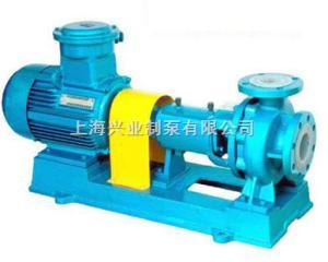 IHF型氟塑料襯里離心泵