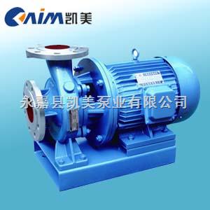 ISWH型臥式不銹鋼管道泵