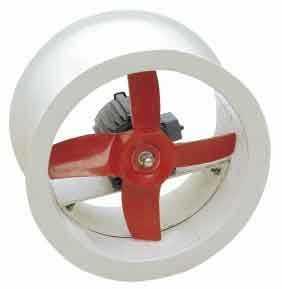 FT35玻璃鋼軸流通風機
