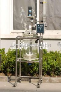 S212-50L上海一凯玻璃反应釜生产厂家