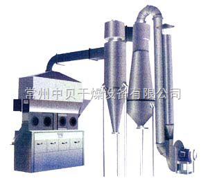 XF系列沸騰干燥(冷卻)器(臥式)