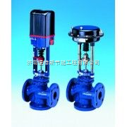 ARI-CONTROL气动、电动调节阀