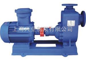 厂家直接供应ZW型自吸式无堵塞排污泵