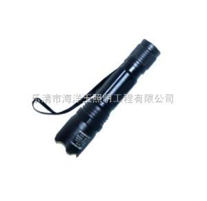 JW7300BJW7300B微型防爆電筒 充電式手電筒