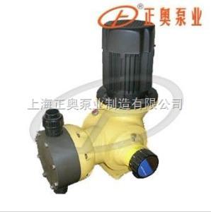 GB型隔膜式計量泵