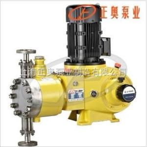 JYZR型液壓隔膜式計量泵