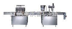 WL-GFZ-2400自動液體灌裝機  全自動灌裝機  全自動旋蓋機
